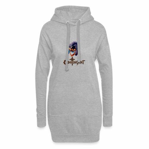Contignent Logo - Hoodie Dress