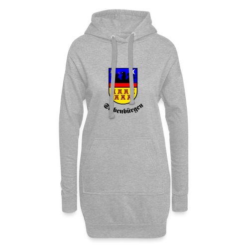Siebenbürgen-Wappen Siebenbürgen - Hoodie-Kleid