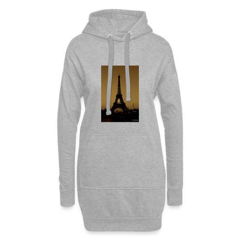 Paris - Hoodie Dress