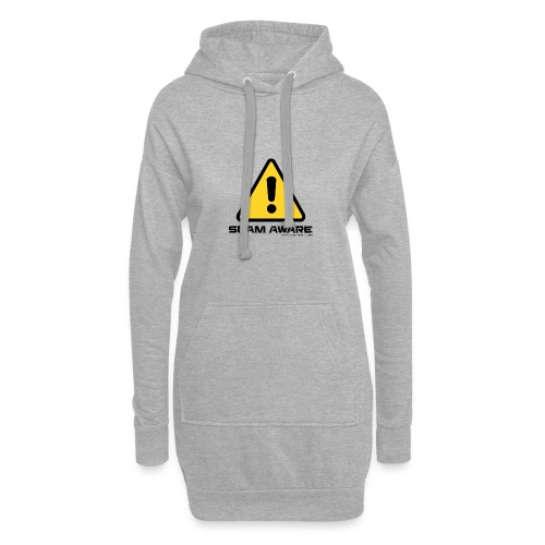scam-aware.com's line of clothing - Hoodie Dress