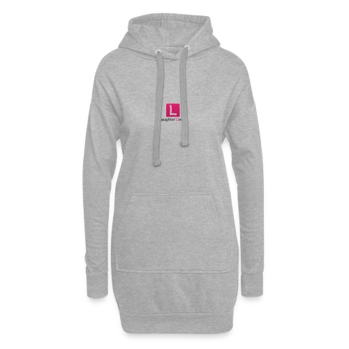 laughterdown official - Hoodie Dress