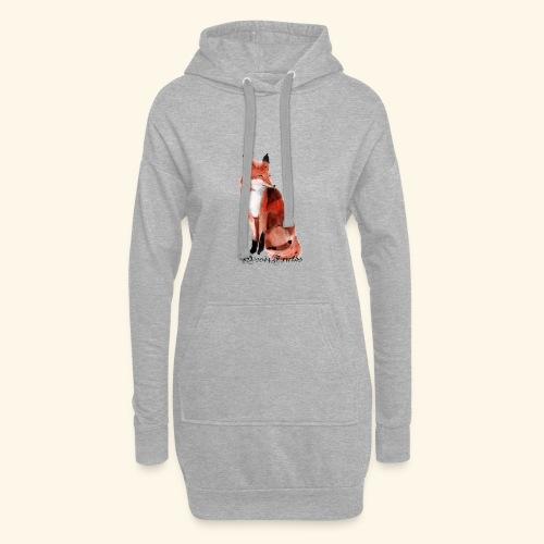 FOX - Vestitino con cappuccio