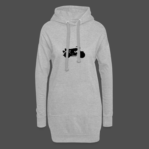 Moped 0MP01 - Hoodie Dress