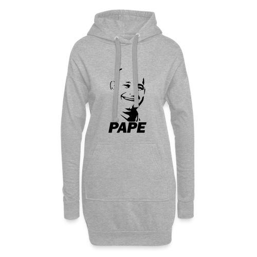 PAPE - Hoodie-kjole