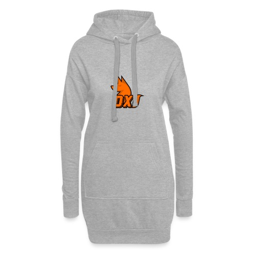 Fox~ Design - Hoodie Dress
