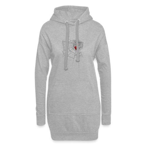 trappola_del_cuore - Vestitino con cappuccio