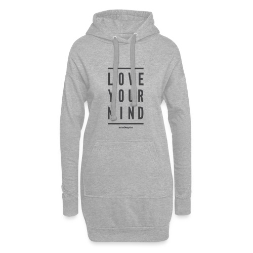 Mindapples Love your mind merchandise - Hoodie Dress