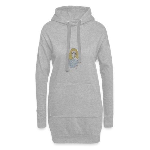 lentespostaPOSTA - Sudadera vestido con capucha