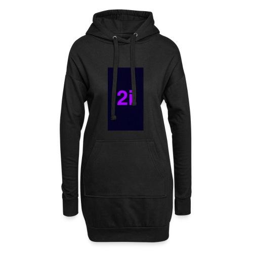 2i - Sweat-shirt à capuche long Femme