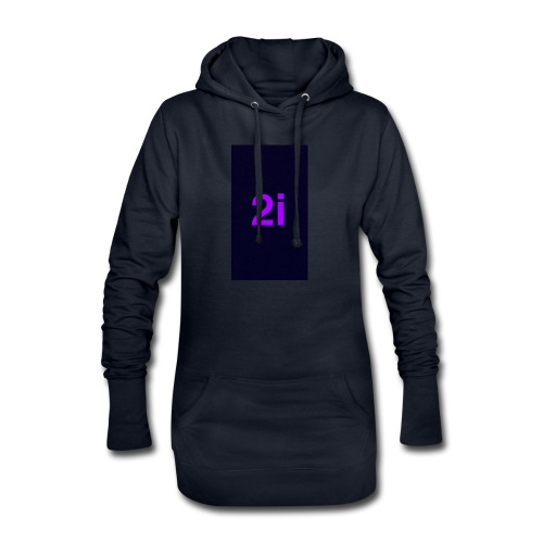 2i - Sweat-shirt à capuche long Femme