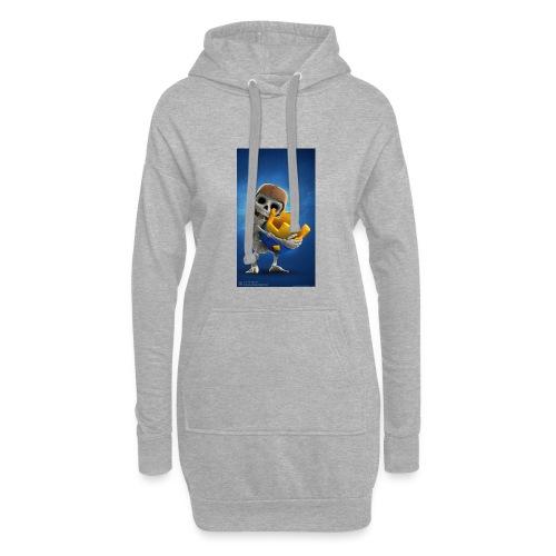 TheClashGamer t-shirt - Hoodie-Kleid