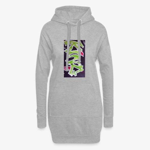 15279480062001484041809 - Sweat-shirt à capuche long Femme