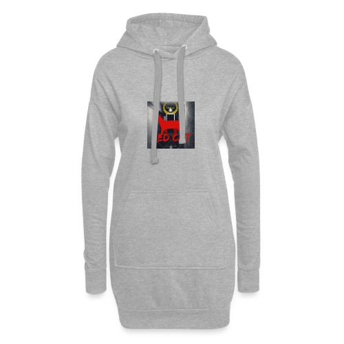 Red Cat (Deluxe) - Hoodie Dress