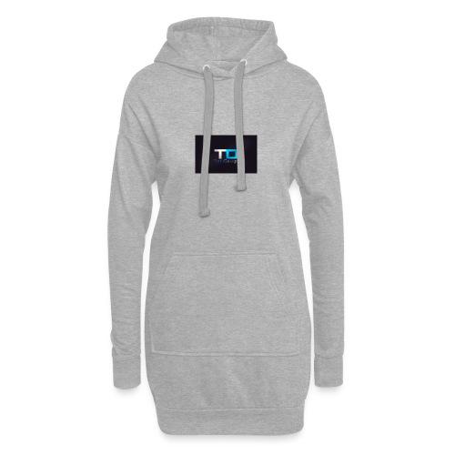 Tomi Toth logo - Hoodie Dress