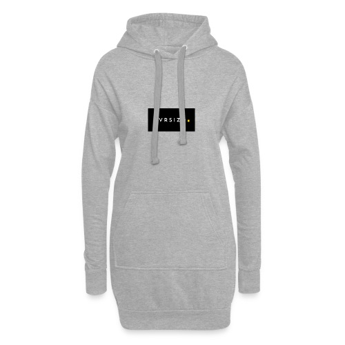 OVRSIZD logo - Hoodie Dress