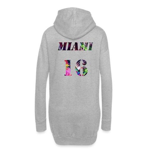 Miamia 16 baby - Hoodie-Kleid