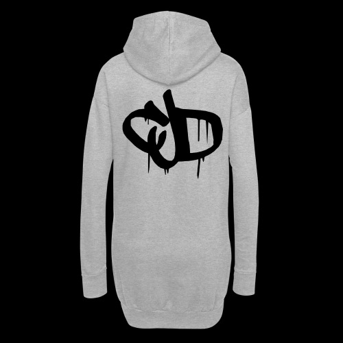 Dripping blood CJD logo - Hoodie Dress