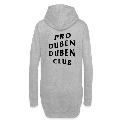 Pro Duben Duben Club S1 - Hoodie-Kleid