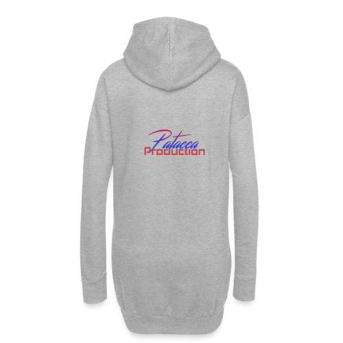 PATACCA PRODUCTION - Vestitino con cappuccio