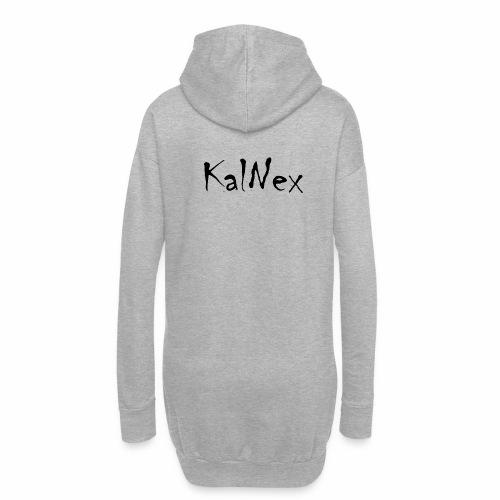 kalnex - Sweat-shirt à capuche long Femme