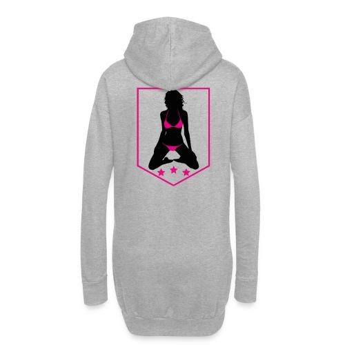For the Girlz - Hoodie-Kleid