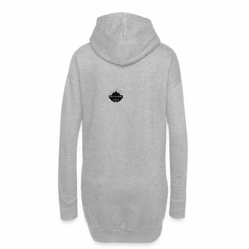 Willenskraft_Welt - Hoodie-Kleid