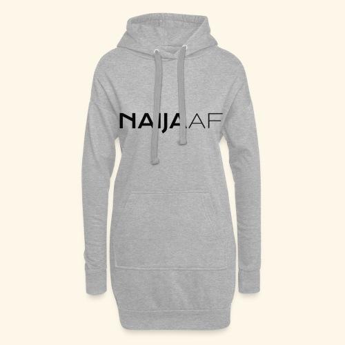 naijaaf - Hoodie Dress