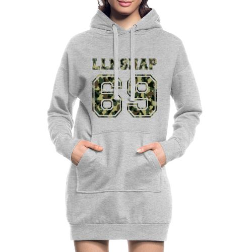 LLNsnap 69 (camo) - Sweat-shirt à capuche long Femme