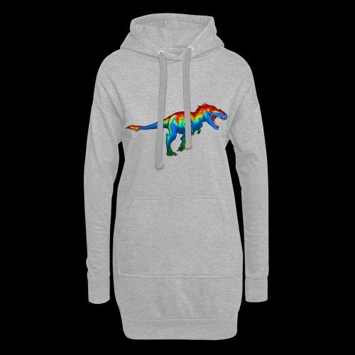 T-Rex - Hoodie Dress