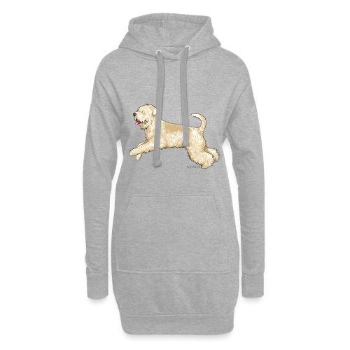 Soft Coated wheaten Terrier - Hoodie Dress