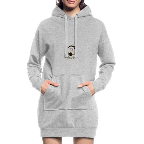 Lockdown Coffee Club 2020 - Hoodie Dress