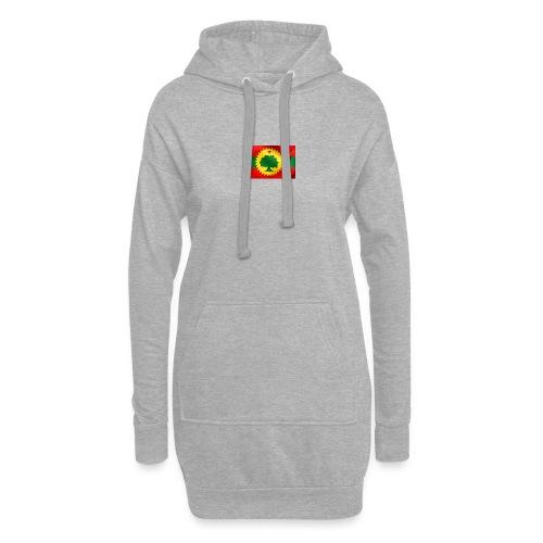Oromo flag hoodie/ T shirt - Hoodiejurk