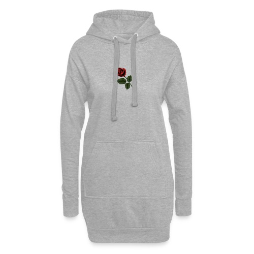 Rose - Hoodie-Kleid