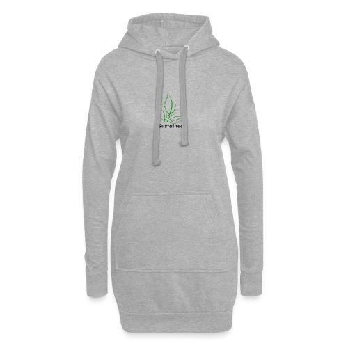 Sustained Sweatshirt - Hoodie-kjole