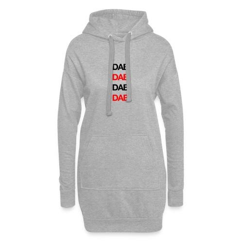 Dab - Hoodie Dress
