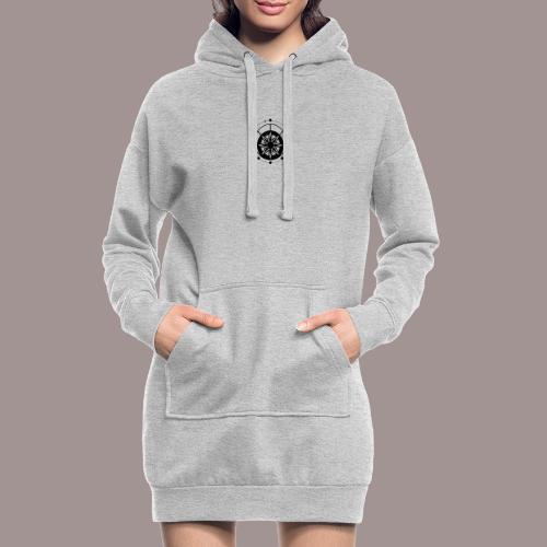 Etoile - Sweat-shirt à capuche long Femme