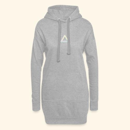 Triangle penrose - Sweat-shirt à capuche long Femme