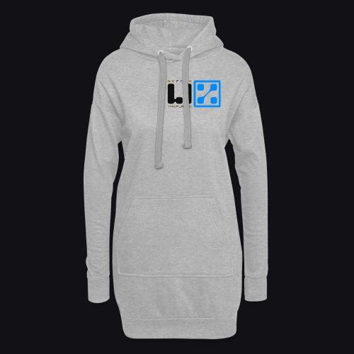 LIZ Before the Plague (Logo) - Vestitino con cappuccio