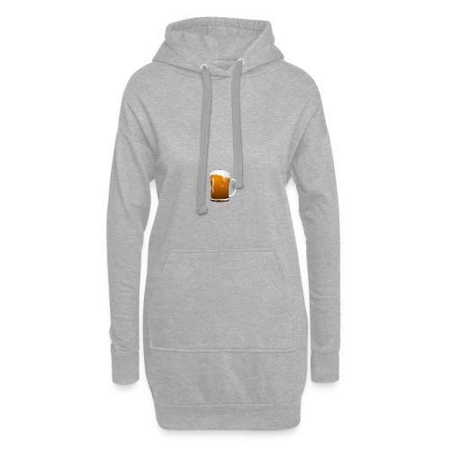 Bier - Hoodie-Kleid