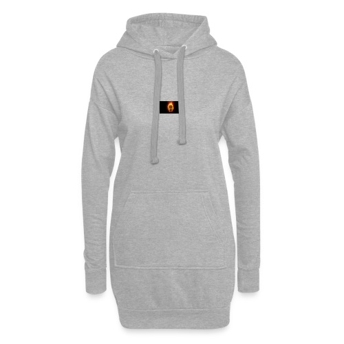 Scorched Logo - Hoodie Dress