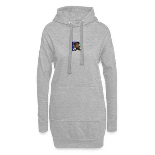 This is the official ItsLarssonOMG merchandise. - Hoodie Dress