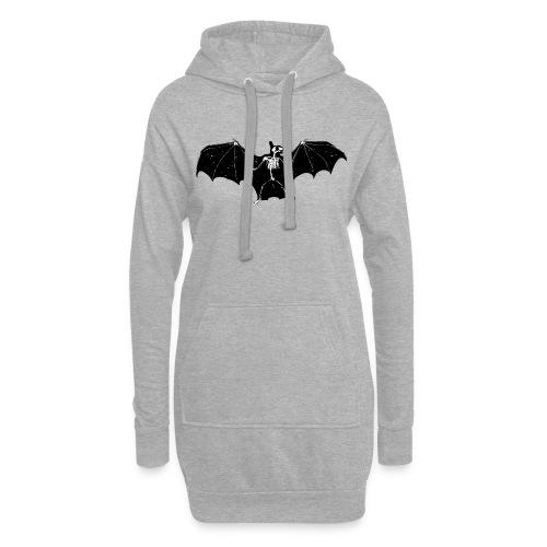 Bat skeleton #1 - Hoodie Dress