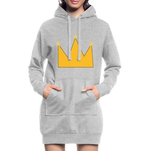 kroon - Sweat-shirt à capuche long Femme