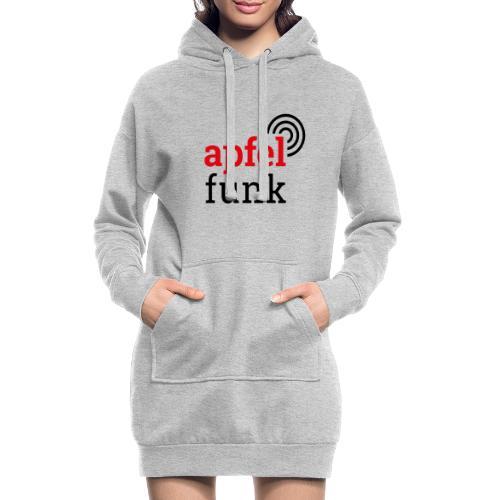 Apfelfunk Edition - Hoodie-Kleid