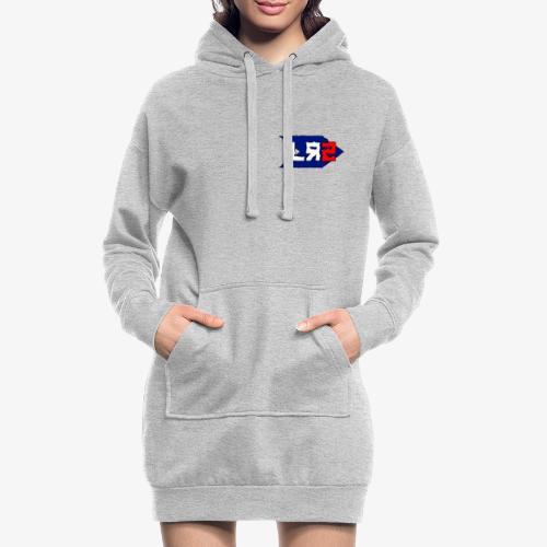 LR2 Logo Only - Hoodie Dress