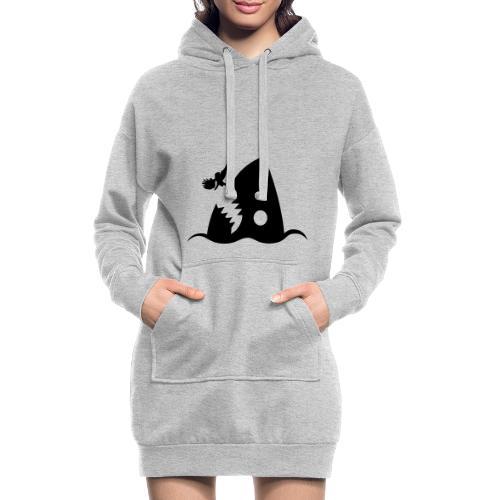 Hai - Hoodie-Kleid