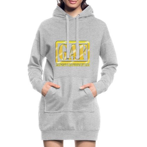 GAF - Sudadera vestido con capucha