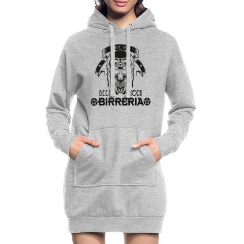 Classic Birreria Rock Skull - Hoodie-Kleid