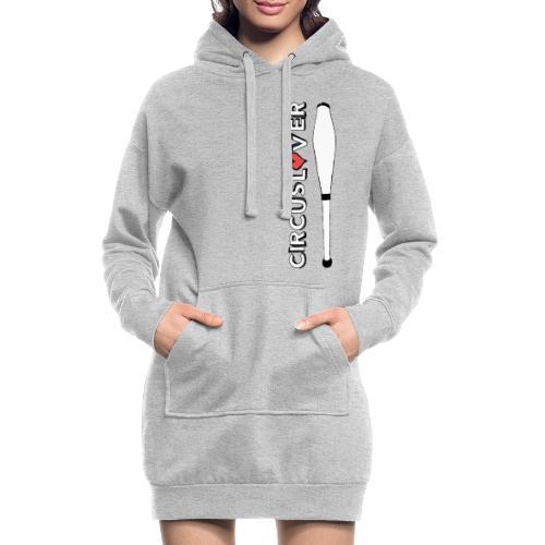CIRCUSLOVER -JUGGLING CLUBS - CIRCUS JUGGLER - Vestitino con cappuccio