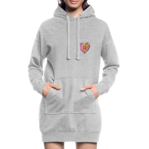A giant leap forward for the Letter A - Hoodie Dress